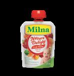 MILNA NATURE DELIGHT APPLE PEACH 147x150 - Solusi Mudah untuk Anak Yang Susah Makan Buah