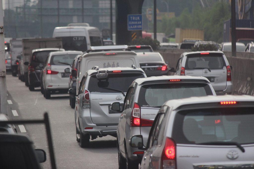 kemacetan lalulintas