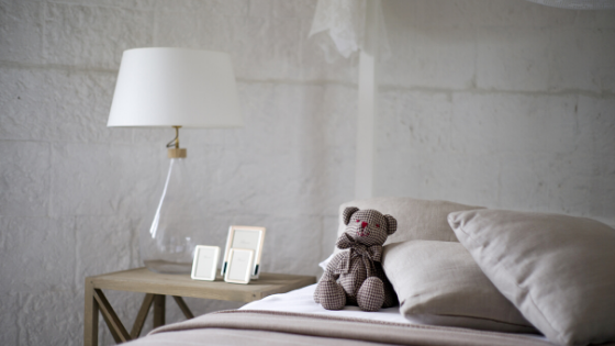 Agar Anak Tidur Lelap di Kamarnya Sendiri