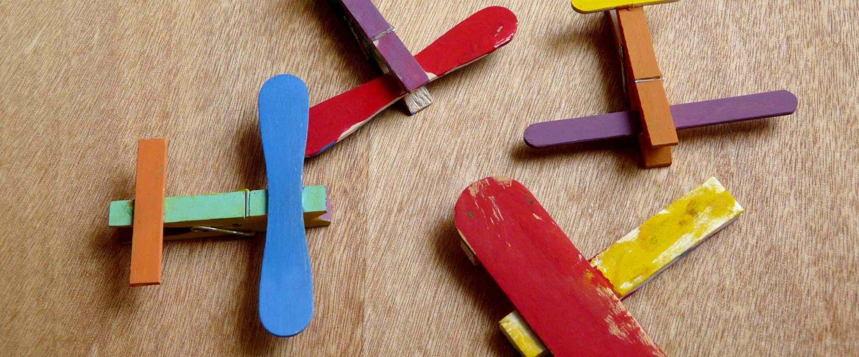 Memfasilitasi Anak Dengan Permainan Seru dan DIY